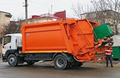 График вывоза мусора г.Выкса